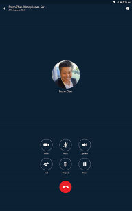 Skype for Business for Android screenshot 3