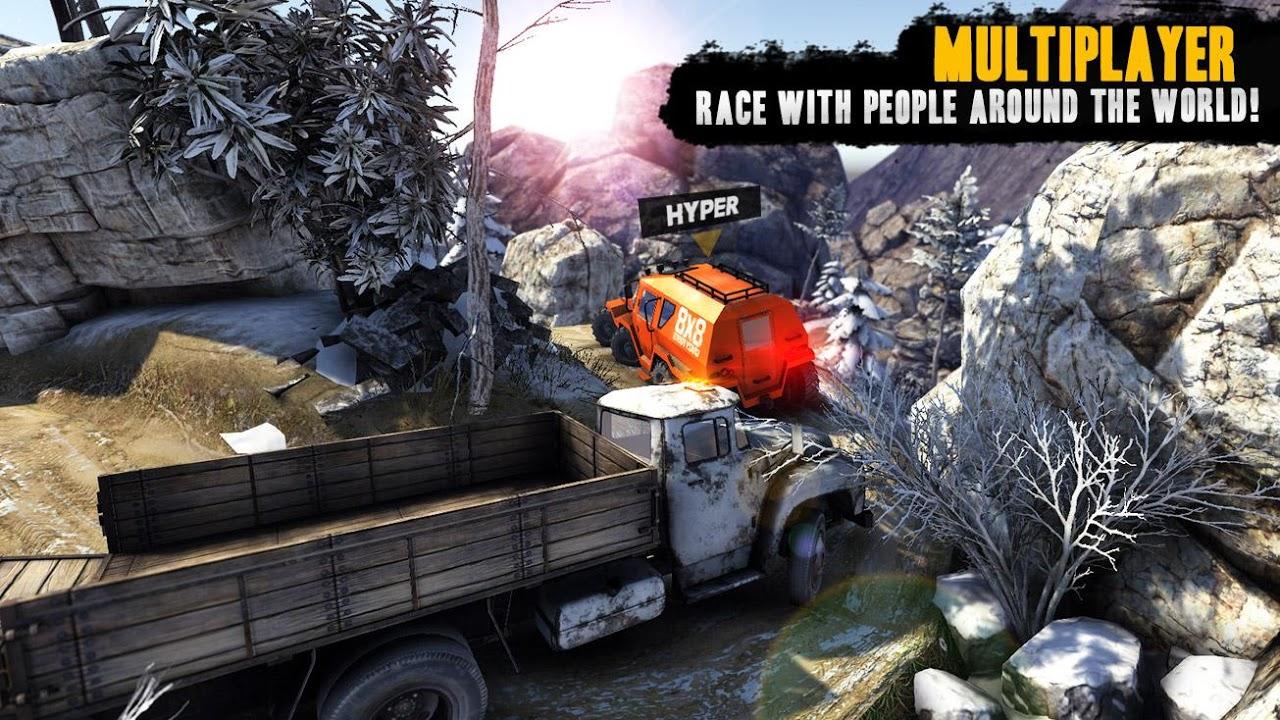 Truck Evolution : Offroad 2 screenshot 1