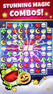 Witch Puzzle - New Match 3 Game screenshot 15