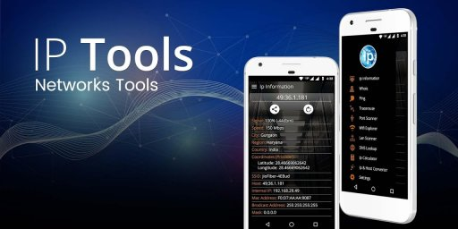 IP Tools - Network Utilities screenshot 1