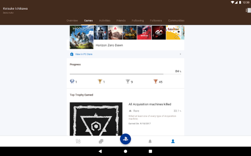 PlayStationャApp 19 05 0 Download APK for Android - Aptoide