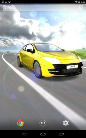 3d Car Live Wallpaper 4 0 Download Apk For Android Aptoide