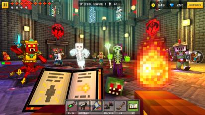 pixel gun 3d pocket edition screenshot 13