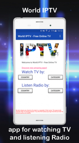 World IPTV (Free Online TV) 2 9 3 Download APK for Android
