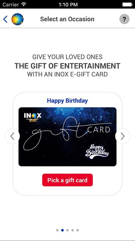 INOX screenshot 1