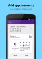 Indigo Virtual Assistant Screen