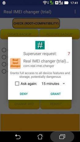 Real IMEI Changer (for MTK Phones) (ROOT required) 12