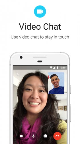 Messenger Lite: бесплатные звонки и сообщения screenshot 7