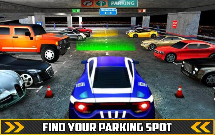 Parking Simulator 2017 Luxury Car Games 1 0 Download Apk For