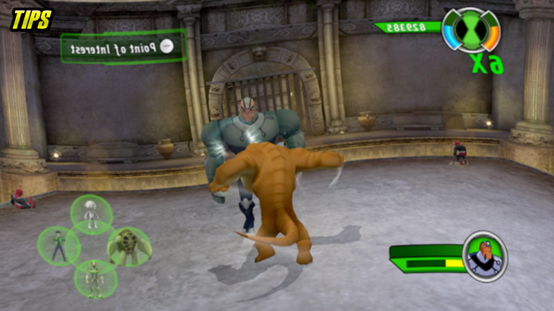 Tips Ben 10 Ultimate Alien screenshot 1