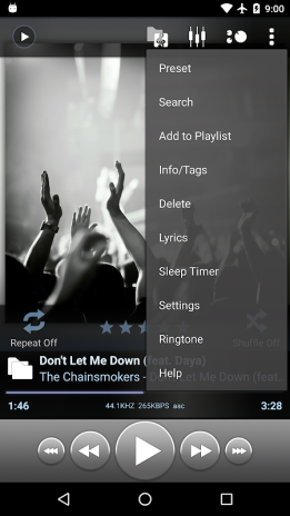 Poweramp v3-build-839-uni Download APK for Android - Aptoide