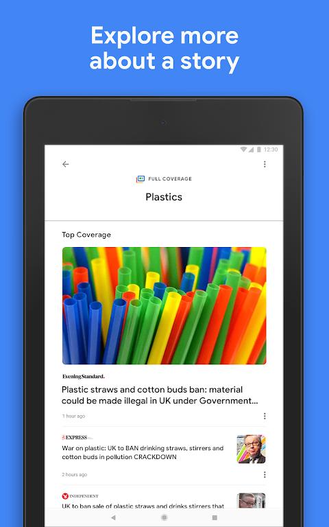 Google Play Newsstand screenshot 10