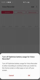 Samsung Voice Recorder 21 1 04 11 Download APK for Android - Aptoide