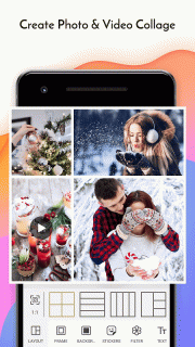 Photo Editor Pro: Photo & Video Collage screenshot 1