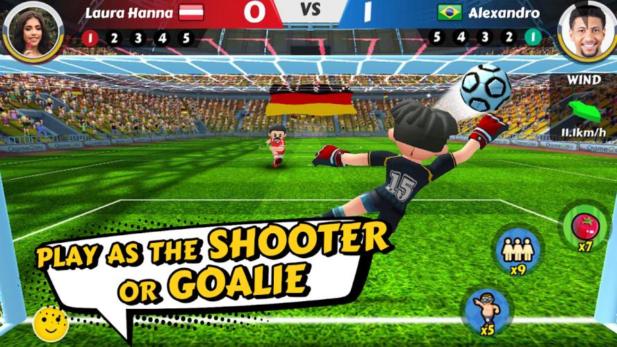 Perfect Kick 2 - Online football game screenshot 9