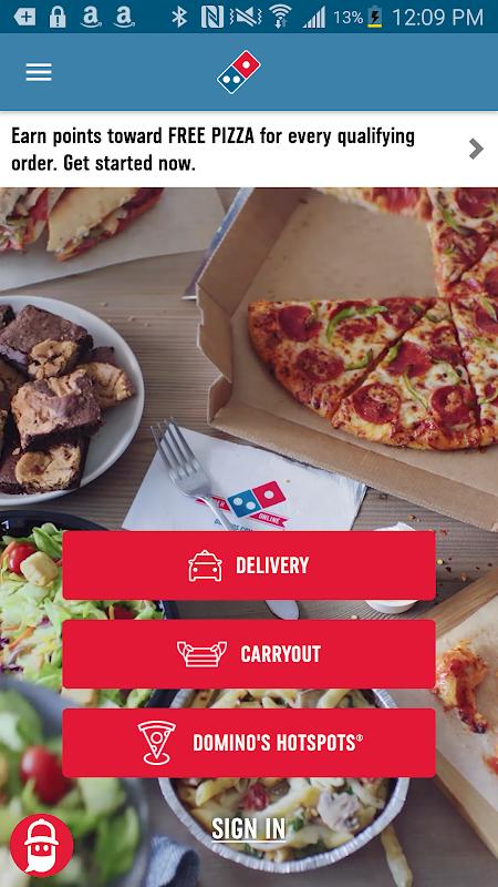Domino's Pizza USA screenshot 6