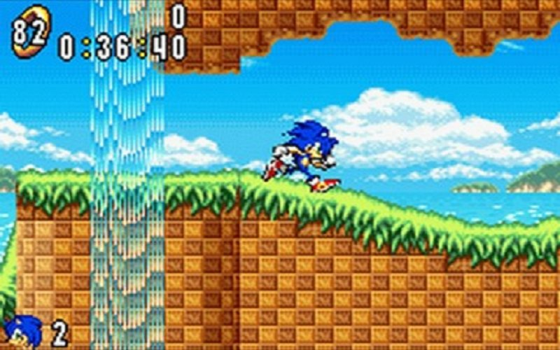 Sonic 2 screenshot 3