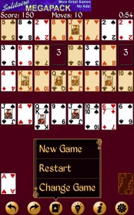 Solitaire Free Pack screenshot 3