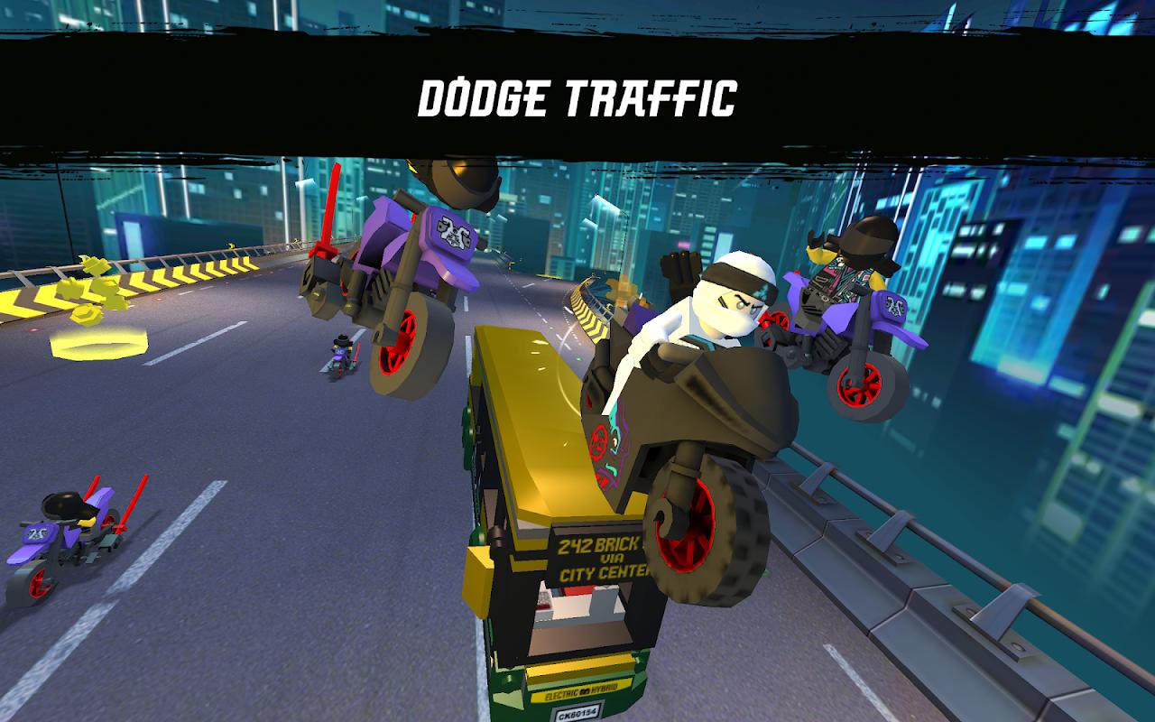 LEGO® NINJAGO®: Ride Ninja screenshot 2