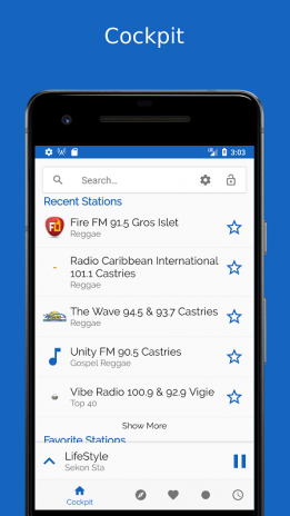 Internet Radio St  Lucia 4 0 Download APK for Android - Aptoide
