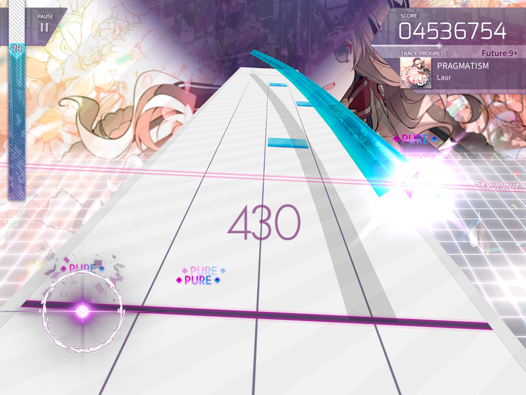 Arcaea - New Dimension Rhythm Game screenshot 3