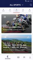 Eurosport Player Screen