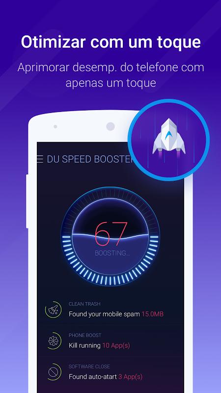 DU Speed Booster (Cleaner) screenshot 1