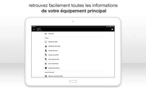 Orange et moi France screenshot 14