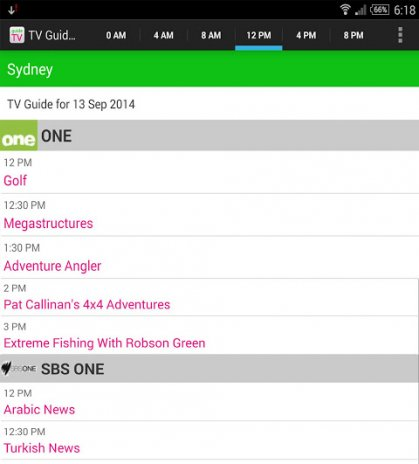 TV Guide Australia 2 0 Download APK for Android - Aptoide
