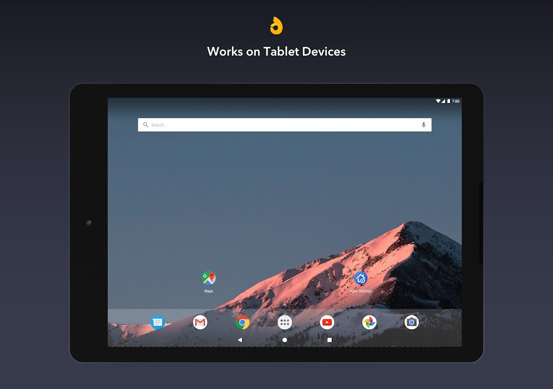 Apex Launcher Pro screenshot 1