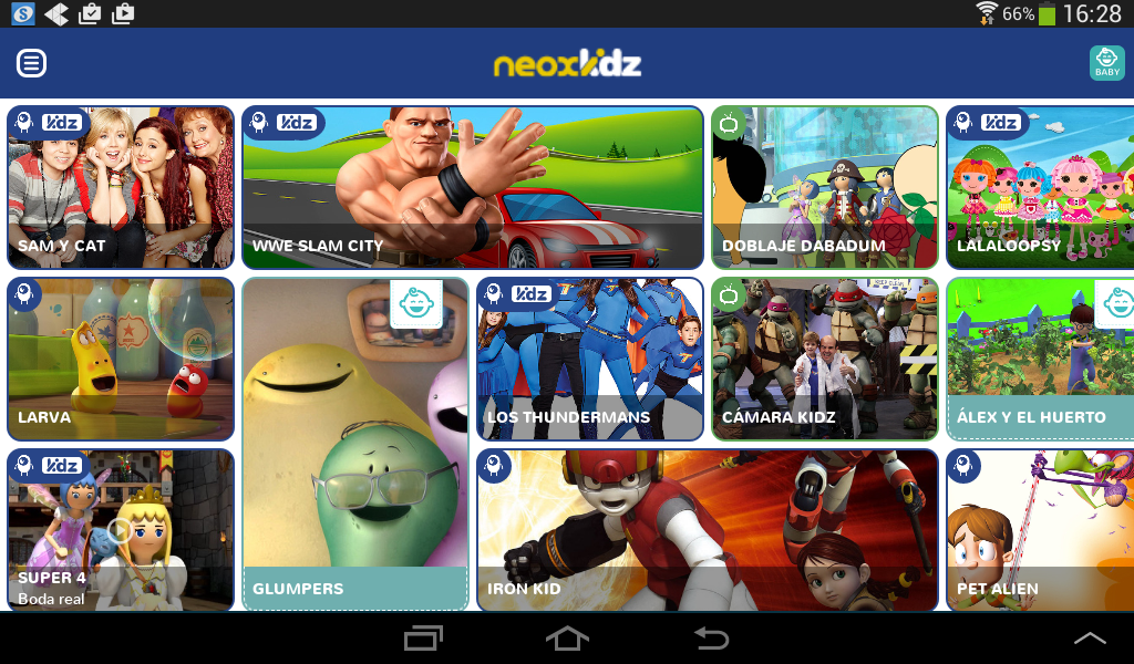 Neox Kidz   Download APK for Android - Aptoide
