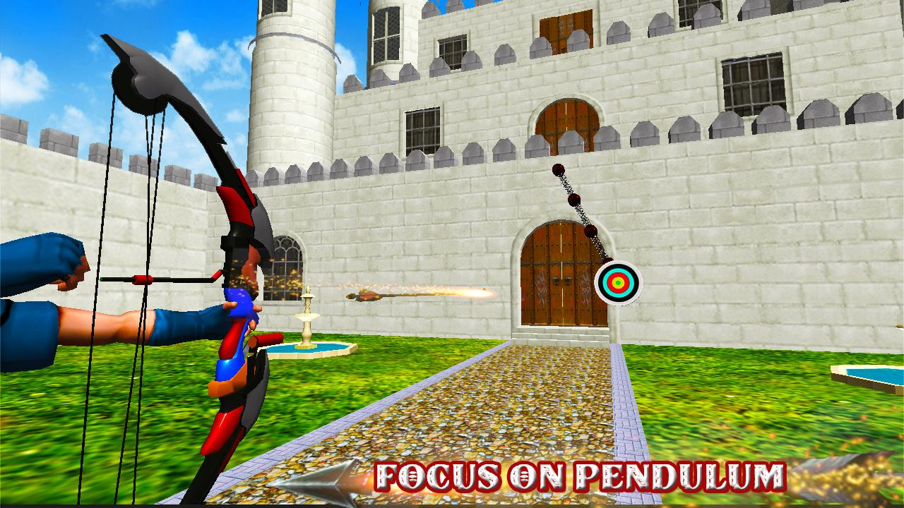 Extreme Archery Aim Target screenshot 1