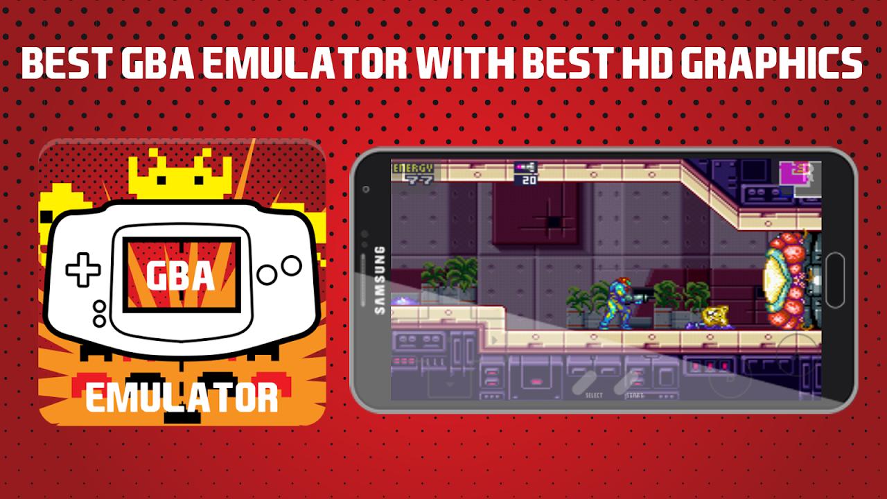 Emulator For GBA screenshot 2