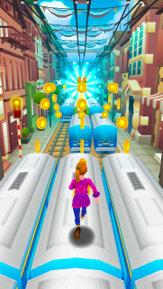Subway Princess Surf - Endless Run screenshot 13