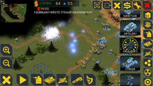 RedSun RTS: Strategy PvP screenshot 10