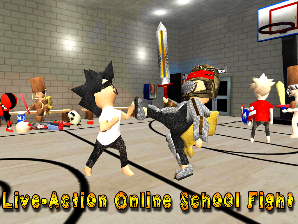 School of Chaos Online MMORPG screenshot 1