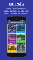 Madrid Metro | Bus | Cercanias Screen