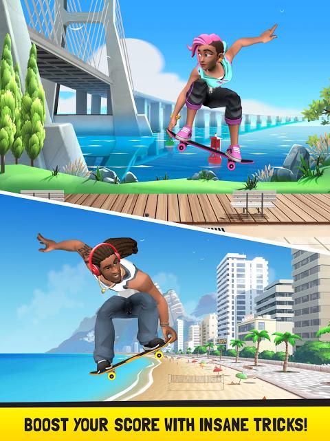Flip Skater screenshot 9