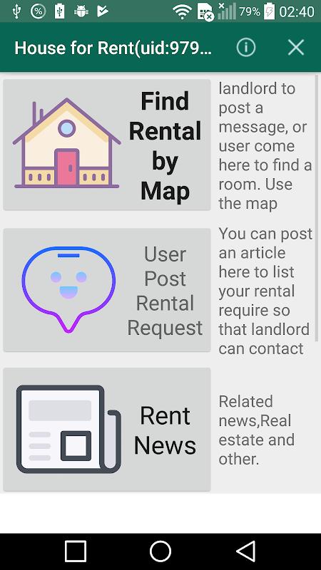 House for Rent screenshot 1