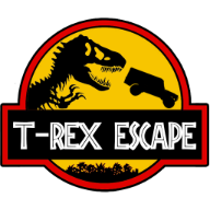 T-Rex Jurassic Escape Park