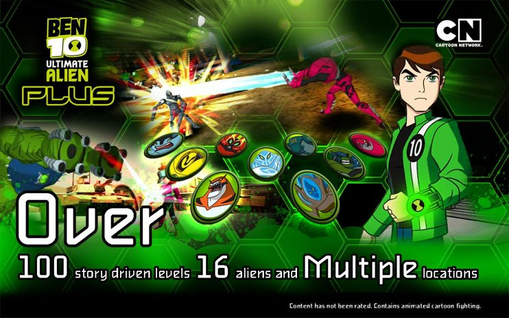 Ben 10 Xenodrome Plus 1 1 1 Download APK for Android - Aptoide