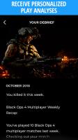 Call of Duty Companion App Screen