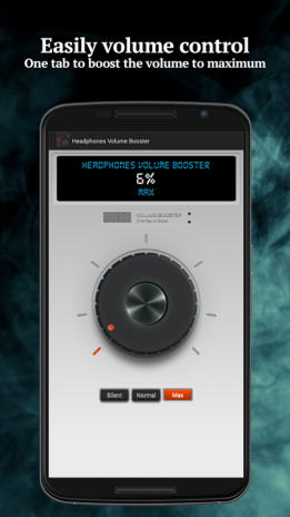 Headphones Volume Booster 1 0 Download APK for Android - Aptoide