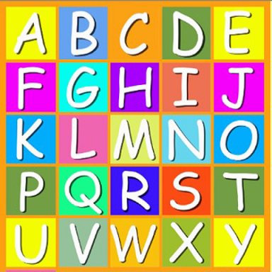 The alphabet song android