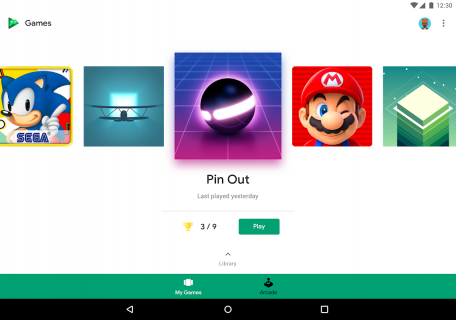 Google Play Games screenshot 6