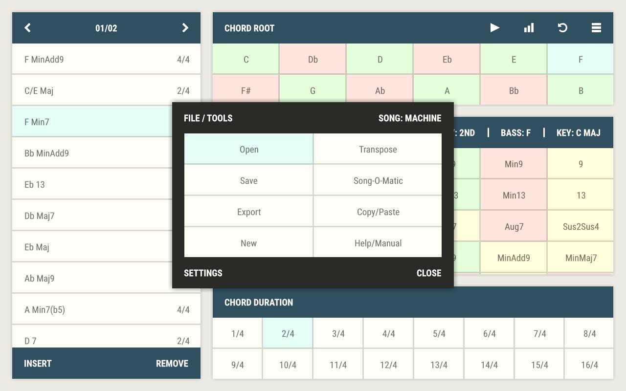 Chordbot Lite screenshot 3