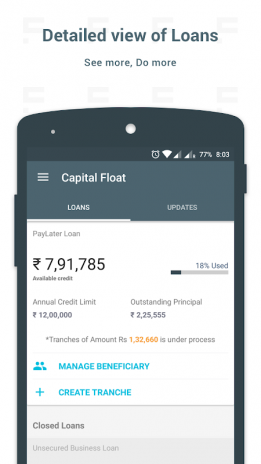 Capital Float 1 32 Download APK for Android - Aptoide