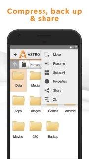 ASTRO File Manager BETA screenshot 3