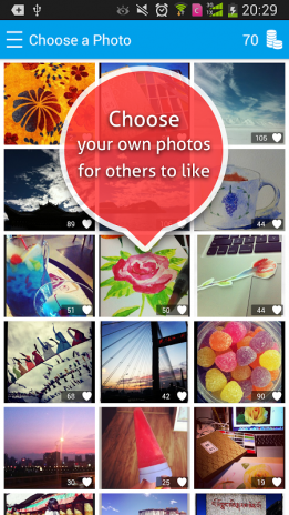 PopU: Get likes on Instagram 1 3 1 Download APK for Android