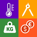 Unit Converter : Smart Tools, Currency Converter